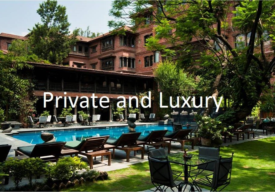 Private and Luxury